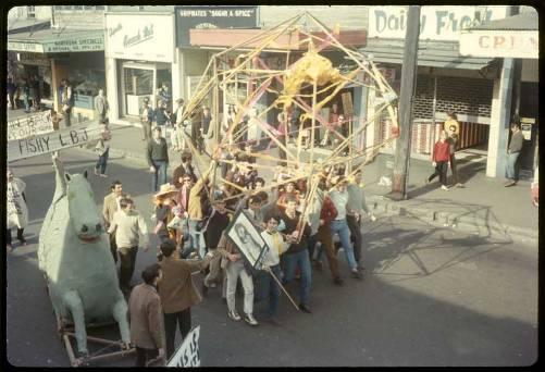 Autonomy Day 1967 - Photograph courtesy of Mr Ross Smith