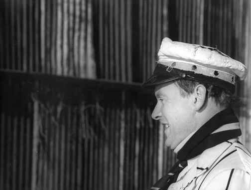 Emeritus Professor Godfrey Tanner at the boat race Raymond Terrace 1968