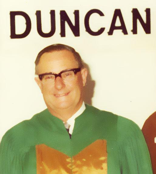 Griffith Duncan