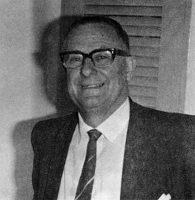 Mr Griffith Duncan O.B.E., M.A., B.Ed., F.A.C.E. (1914-1988)
