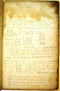 Captain John Dalton\'s Log Book 1866