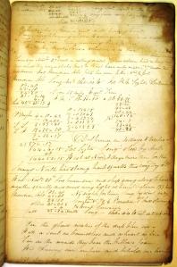 Captain John Dalton\'s Log Book 1866