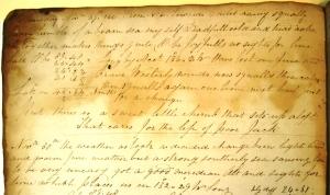 Captain John Dalton\\\'s Log Book 1866