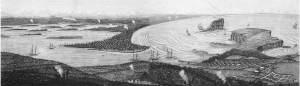 Newcastle in 1812