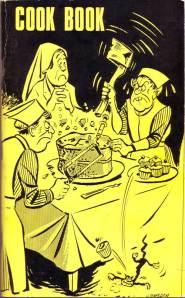 Royal Newcastle Hospital Cook Book, 1970