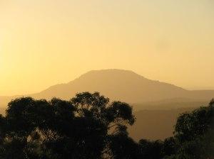 Mount Yango