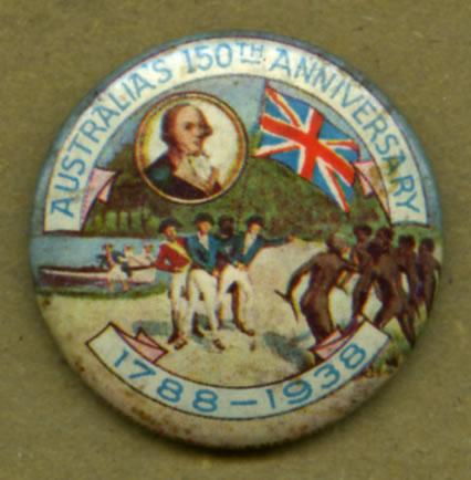 Australia's 150th Anniversary 1788-1938