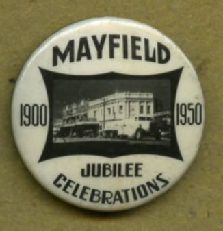Mayfield Jubilee Celebrations 1900-1950