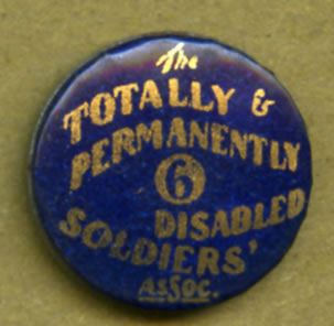 The Totally Permanently Disabled=