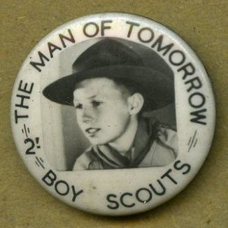 The Man of Tomorrow Boy Scouts