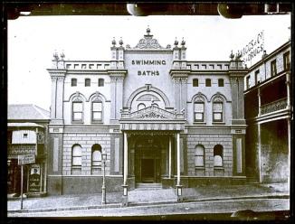 Municipal Baths, Newcomen Street, Newcastle, NSW, [n.d.]