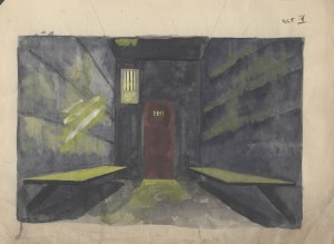 Set Design [Act III] Unidentified Production