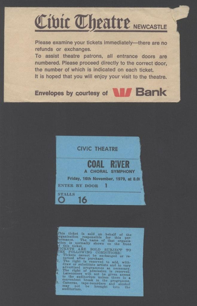 Coal River Theatre Tickets