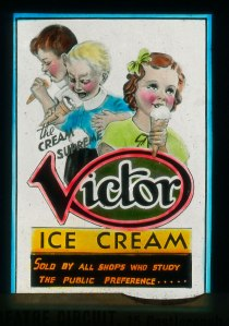 Victor Ice Cream Slide