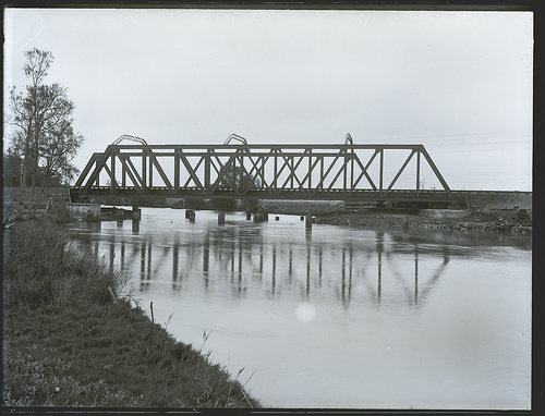 Ironbark Bridge 9 December 1897