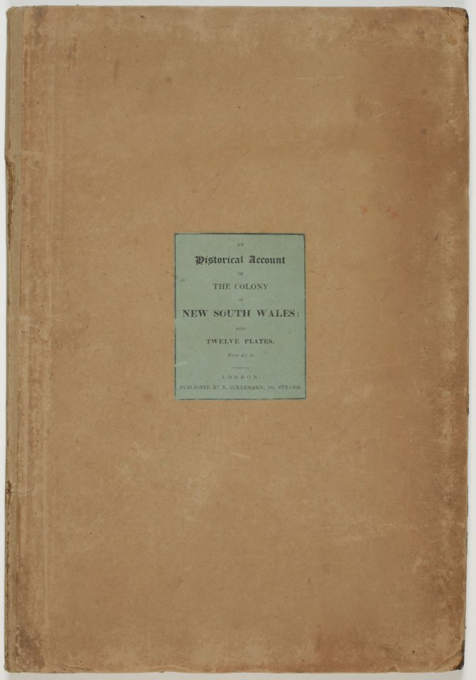James Wallis - An historical account (1821)