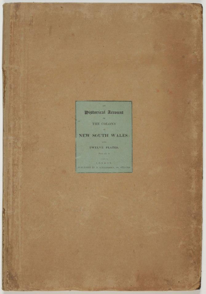 James Wallis - An historical account (1821)