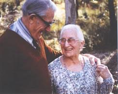 Joe and Huldah Turner