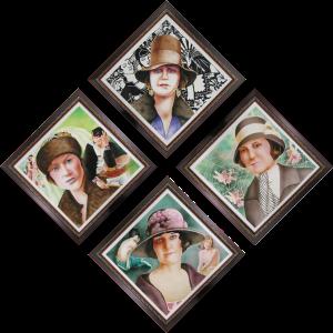 4 Australian women artists