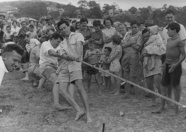 Rhondda Pit Picnic,1957