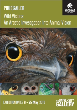Wild Visions: An Artistic Investigation Into Animal Vision