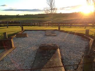 Wyndham Family Graves