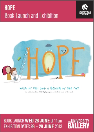 Hope - Book Launch and Exhibition
