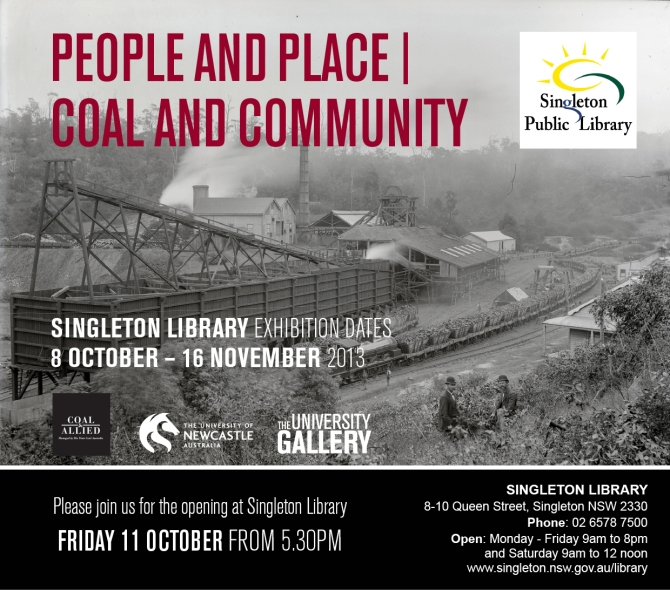 People and Place | Coal and Community Exhibition