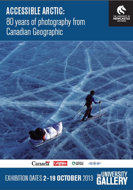Accessible Arctic: 80 years of photography from Canadian Geographic