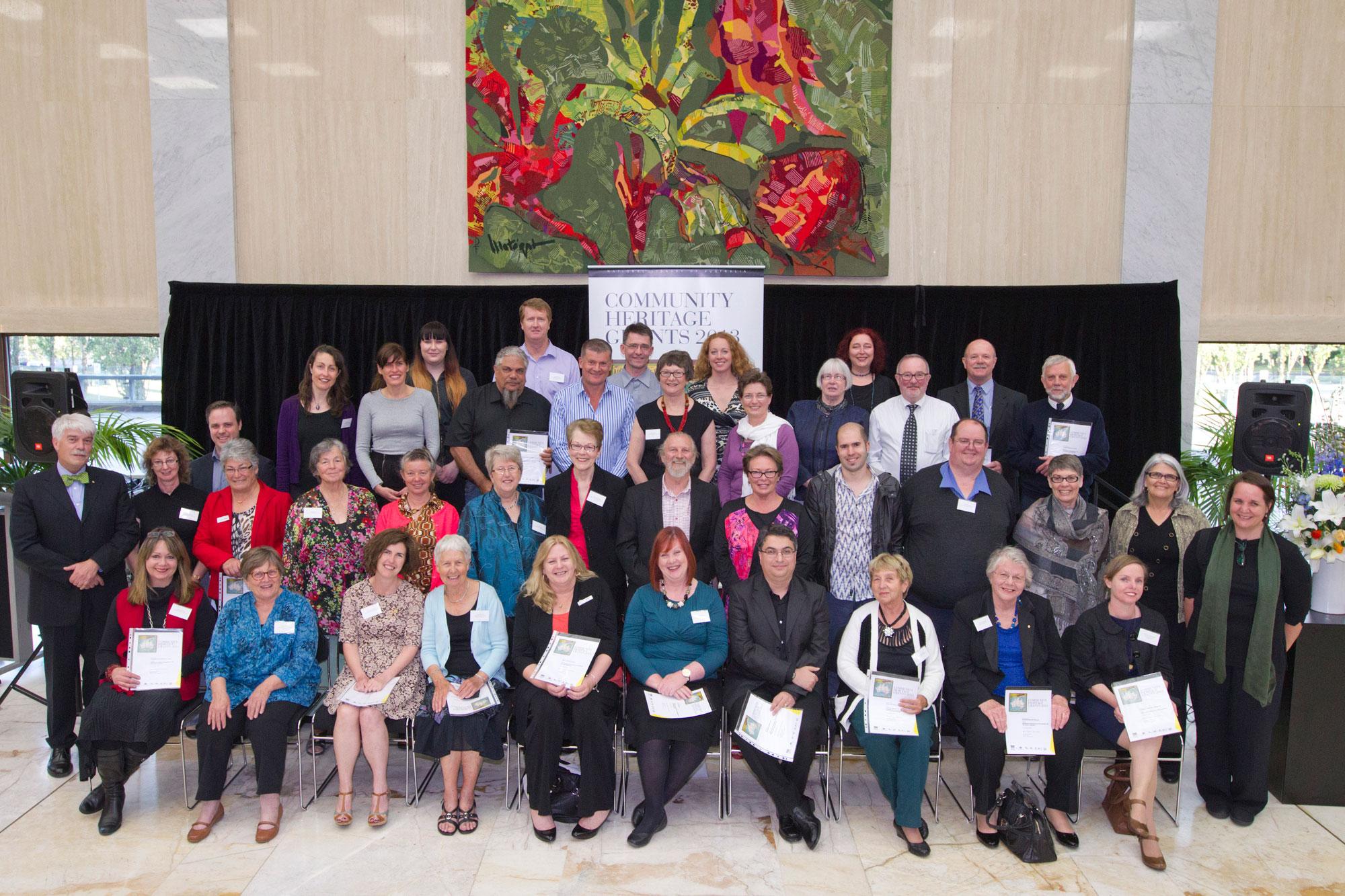 Federal Gazette Australia Chg O Group