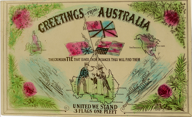 Greetings from australia cultural collections uon library greetings from australia m4hsunfo