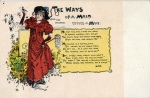 The ways of a maid with a man