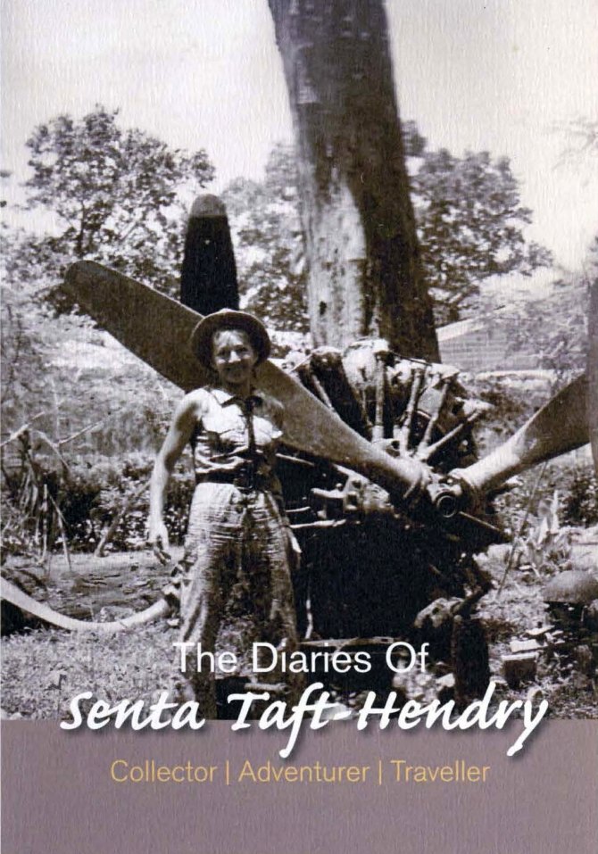 The Diaries of Senta Taft-Hendry - Book Launch