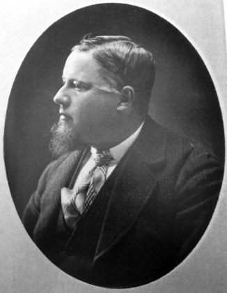 Only known photograph of George Freeman (Courtesy of Pamela Goodhart Dodd)