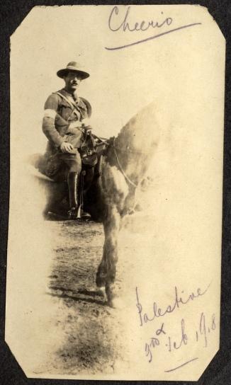 Lt Thomas Gerald George Fahey