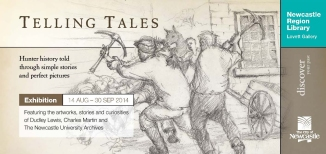 Telling tales exhibition