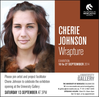 Cherie Johnson - Wrapture