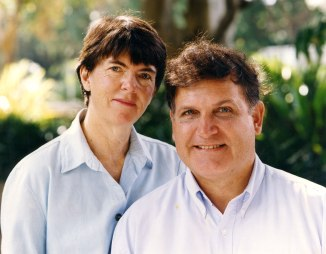 Wendy and Greg Heys circa 1997 (Photo: Courtesy of Wendy Heys)