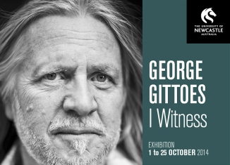 George Gittoes - I witness