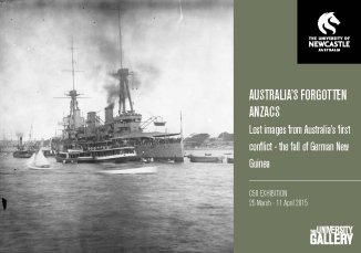 Australia's forgotten ANZACs: Lost images from Australia's first