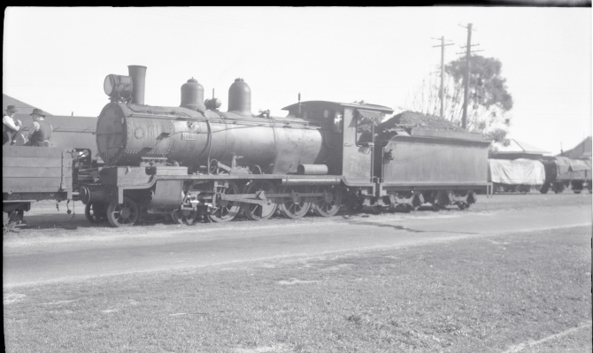 Locomotive No. 108 [n.d.]