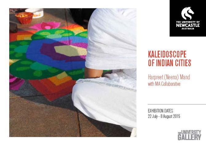 Neena Mand Kaleidoscope