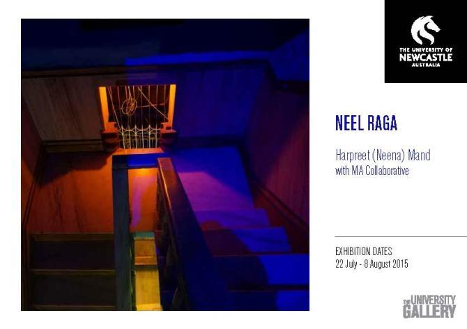 NEEL RAGA Harpreet (Neena) Mand with MA Collaborative
