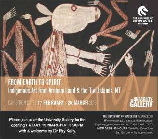 From Earth to Spirit Exhibition
