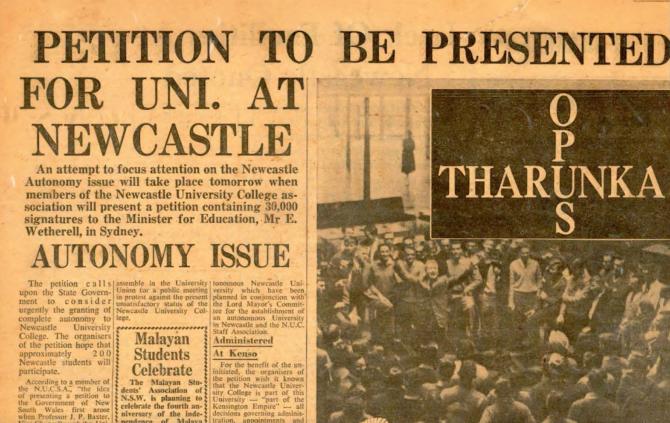 Opus-Tharunka 27 July 1961