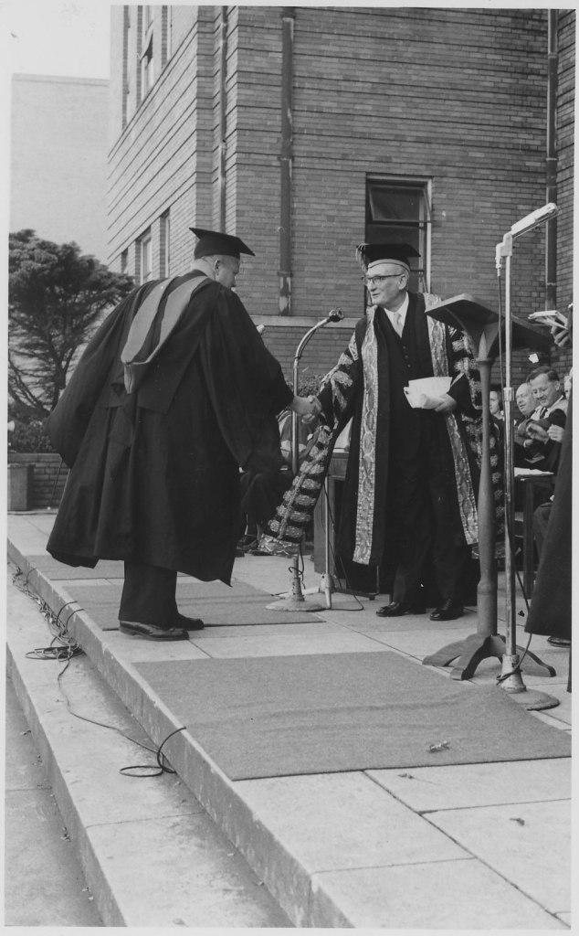 Ted Brennan at Graduation (Photo: Courtesy of Pam Brennan & Family)