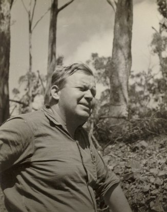 """Ted Brennan in Christmas Island, 1966. """"He was there as the first geologist for the British Phosphate Commissioners. We spent about three years there."""" - Pam Brennan (Photo: Courtesy of Pam Brennan & Family)"""
