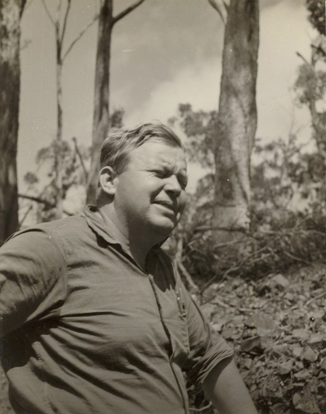 "Ted Brennan in Christmas Island, 1966. ""He was there as the first geologist for the British Phosphate Commissioners. We spent about three years there."" - Pam Brennan (Photo: Courtesy of Pam Brennan & Family)"