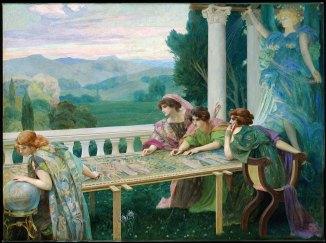 Le Destin (1896) by Henry Siddons Mobray