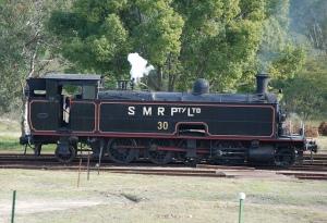 SMR train